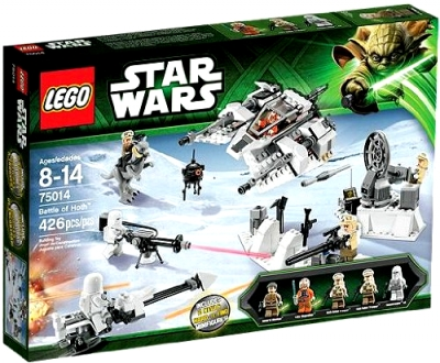 LEGO Star Wars Battle of Hoth